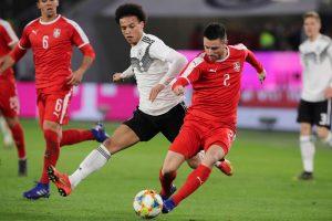 Pokrenuta istraga zbog skandala koji je procurio u javnosti za vreme utakmice Nemačka-Srbija