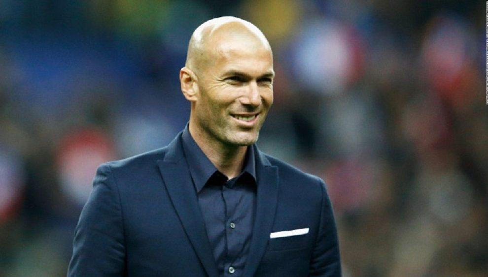 Real Madrid potvrdio. Zidan je novi trener